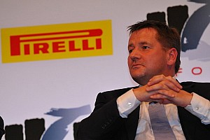 Formula 1 Breaking news 2013 Pirelli tyres could shake up pecking order - Hembery
