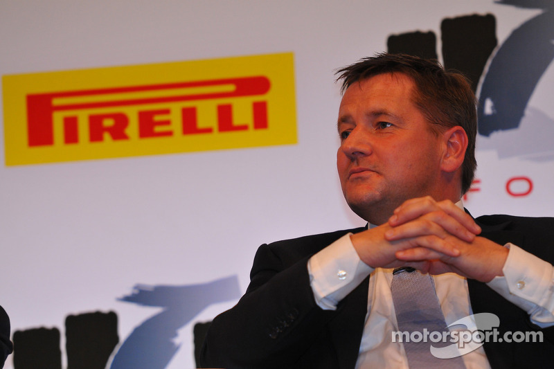 2013 Pirelli tyres could shake up pecking order - Hembery