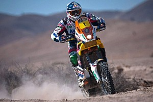Dakar Breaking news KTM rider Marc Coma will not run the 2013 Dakar