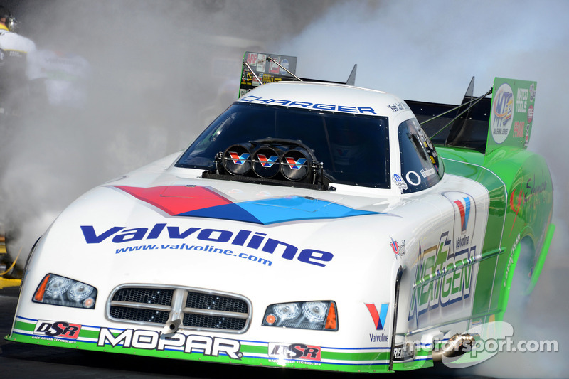 Top moments of 2012, #16: Beckman is a fighter on and off the dragstrip