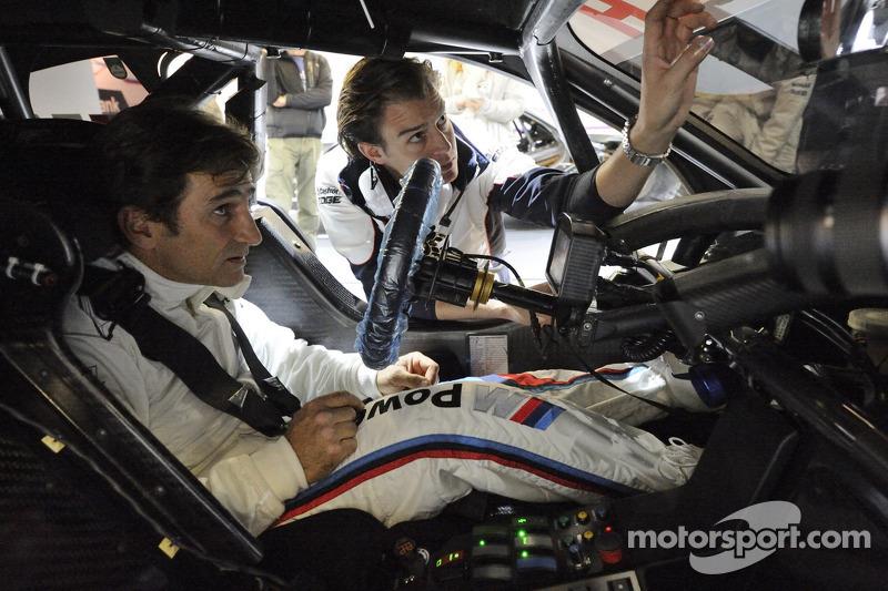 No DTM for Zanardi, Barrichello to stock car