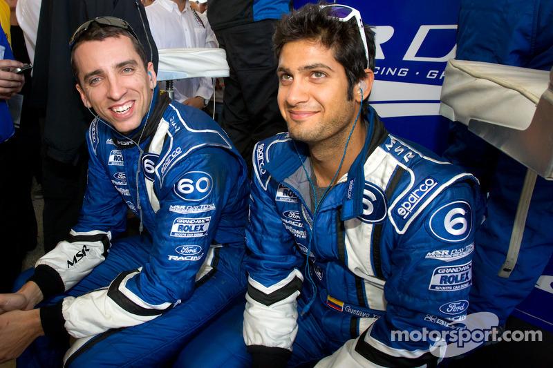 Justin Wilson and MSR look to repeat Daytona 24H success