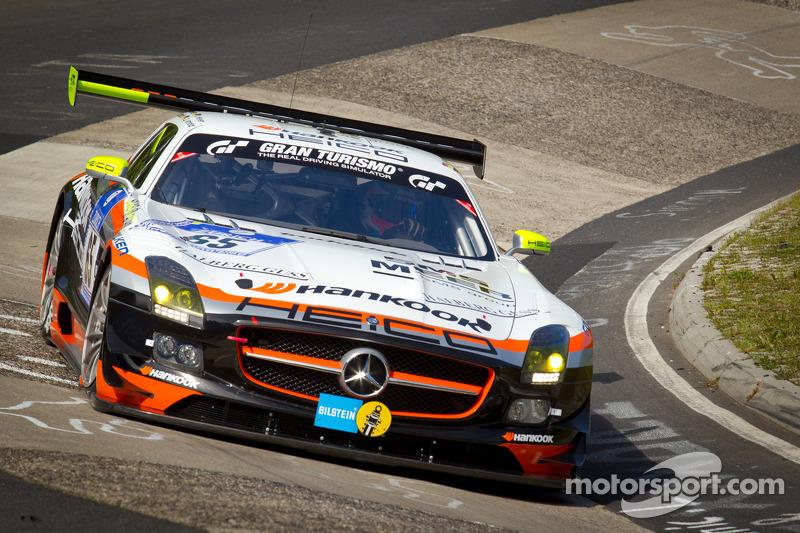 Al Qubaisi leads Abu Dhabi Racing's 24 Hours of Dubai lineup