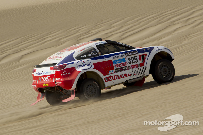 Stage 6 markis first top ten finish for Riwald team