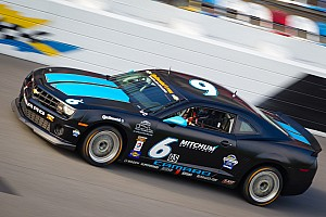 Grand-Am Preview Mitchum Motorsports Camaro returns to Daytona SCC event