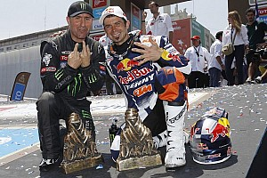 Dakar Breaking news Despres and Peterhansel: the Lima-Santiago connection