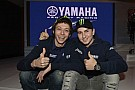 Rossi and Lorenzo back side by side for 2013 MotoGP Championship