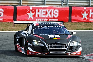 Endurance Breaking news The Belgian Audi Club Team WRT confirms its 2013 racing programme