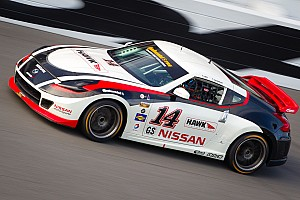 Grand-Am Race report Tim Bell impresses on SCC in first official drive with Doran Racing in Nissan 370Z