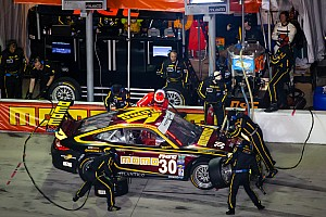 Grand-Am Race report MOMO NGT reaches 12 hour mark in Daytona