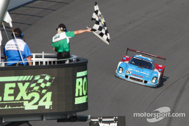 BMW, Audi and Porsche win at Rolex 24 at Daytona