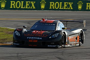 Grand-Am Race report Wayne Taylor Racing gives Corvette DP first-ever Daytona 24 podium