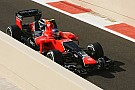 No launch plans revealed by Marussia yet