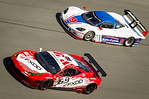Grand-Am Race report Ferrari on the podium at the Daytona 24 Hours