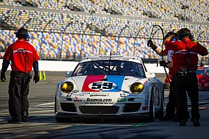 Grand-Am Race report Brumos finds the going tough in this year's Rolex 24 at Daytona