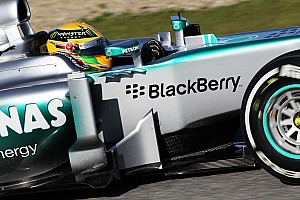 Formula 1 Testing report Mercedes's Hamilton had early end to second day of Jerez testing