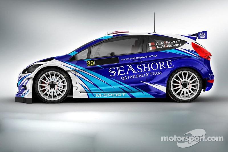 M-Sport announces Al-Kuwari for WRC-2 challenge