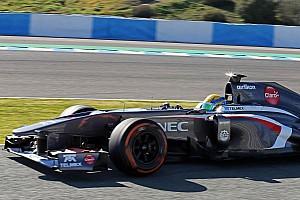Formula 1 Testing report Sauber team's Gutiérrez takes over on day three of Jerez testing.