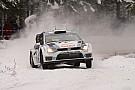 Impressive start in Sweden: Volkswagen tops qualifying