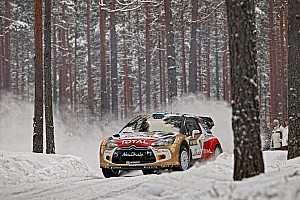 WRC Special feature The pure magic and sound of the Swedish Rally
