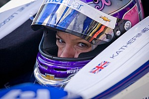 IndyCar Breaking news Legge speaks out on her termination from Dragon Racing