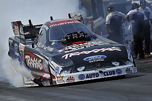NHRA Preview Courtney Force setting goals for 2013 as she heads to Pomona opener