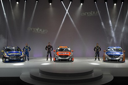 Erebus Motorsport launches the Mercedes E63 AMG V8 Supercar