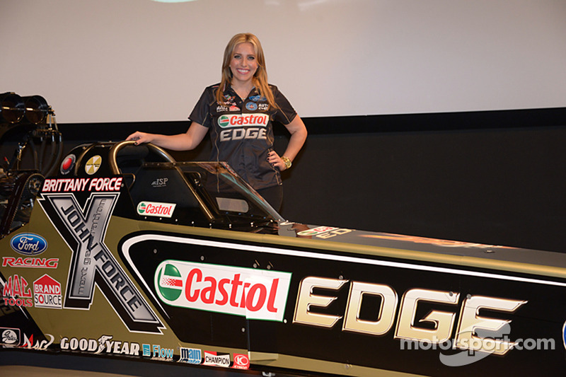 John Force Racing satisfied with Pomona qualfying on Friday