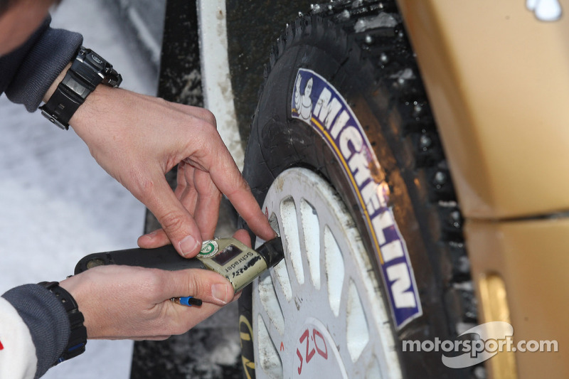 Michelin is official tire supplier for LMPC and GTC