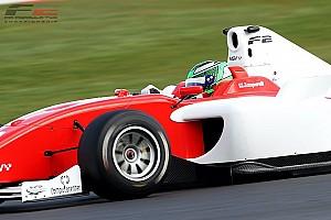 GP3 Breaking news Marussia Manor Racing signs Dino Zamparelli