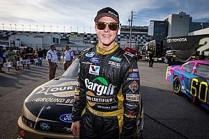 NASCAR XFINITY Qualifying report Trevor Bayne takes Daytona Nationwide series pole
