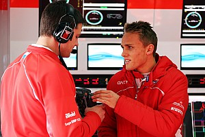 Formula 1 Commentary Marussia 'ahead of Caterham' - Chilton