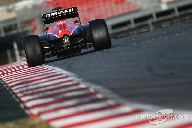 Marussia looking for 2014 engine supplier