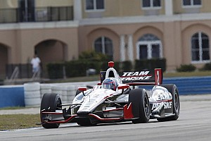 IndyCar Breaking news Allmendinger to race for team Penske in select events and Indy 500