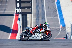 MotoGP Testing report Yamaha get back to business Texas style