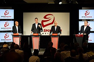 IMSA Press conference The face of sportscar racing in North America is now united