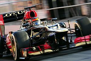 Formula 1 Breaking news Raikkonen denies racing only for money