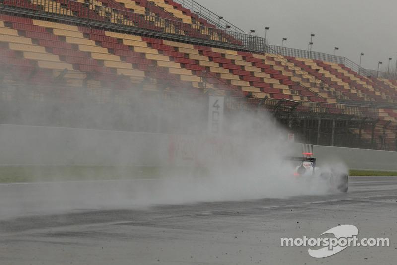 Barcelona GP3 test marks important progress for Jimmy Eriksson