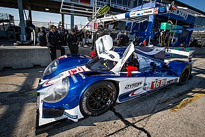 ALMS Race report Smith promises to bounce back from Sebring opening race disappointment
