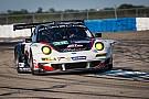 Chopard Porsche Team runs as high as second and on leader's pace throughout Sebring classic