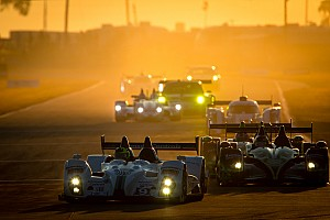 ALMS Race report Ende just misses podium in Sebring