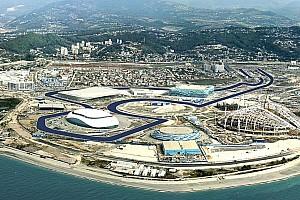 Formula 1 Breaking news Russia GP organiser goes broke - reports