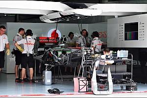 Formula 1 Breaking news McLaren begins task to improve flawed 2013 car