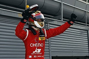 F3 Europe Race report Marciello claims second weekend victory in Monza race 3