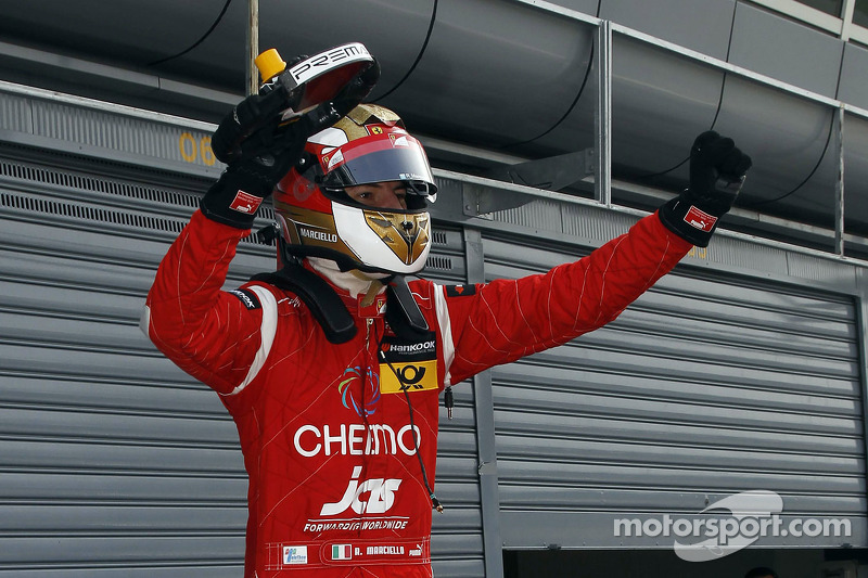 Marciello claims second weekend victory in Monza race 3