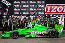 Hinchcliffe choice to run Firestone primary tires in St.Pete