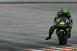 MotoGP Testing report Crutchlow grabs the top spot on final testing day at Jerez