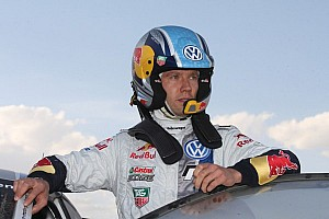 WRC Breaking news VW's Ogier forced to withdraw from Rally Portugal warmup event