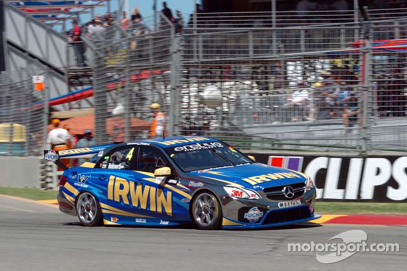 Positive weekend for IRWIN Racing in Tasmania - Video