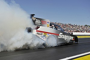 NHRA Race report Pedregon drives Camry to victory in Las Vegas